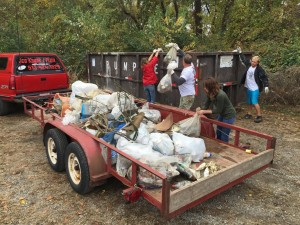 2015 River Clean Up
