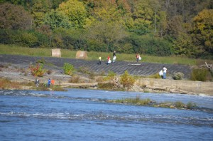 2016 10 22 River Clean Up